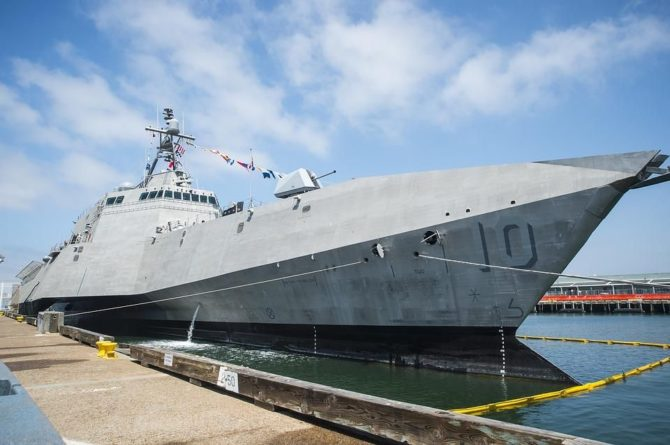 Общество: В порт Одессы вошел эсминец Dragon ВМФ Великобритании