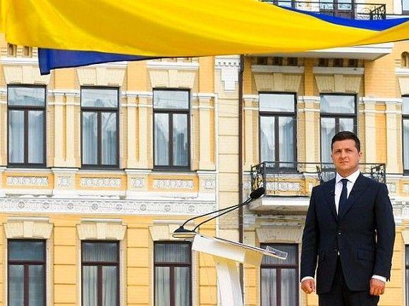 Общество: Президент Украины встретился с главой разведки Британии