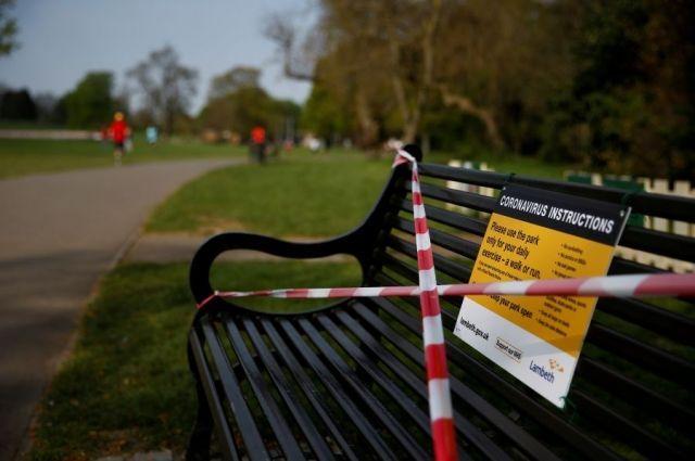 Общество: В Лондоне из-за распространения COVID-19 ввели запрет на походы в гости