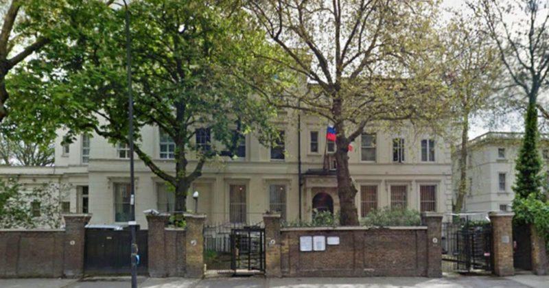 Общество: Посольство РФ ответило на обвинения Лондона о дискредитации вакцины