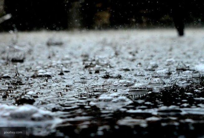 Общество: В Британии прошел самый дождливый день в истории