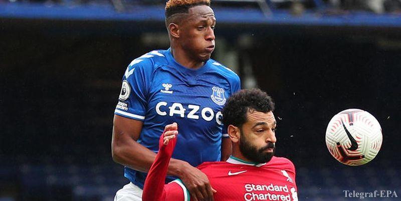 Общество: Эвертон - Ливерпуль 2:2 видео голов и обзор матча АПЛ 17.10.2020 - ТЕЛЕГРАФ