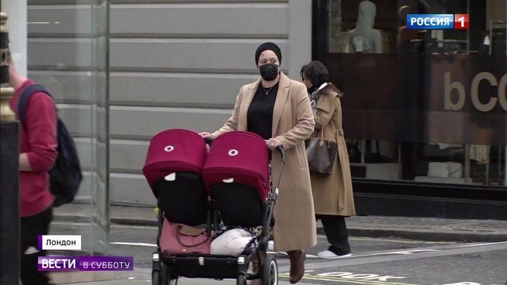 Общество: Великобритания: коронавирус наступает, растет национализм