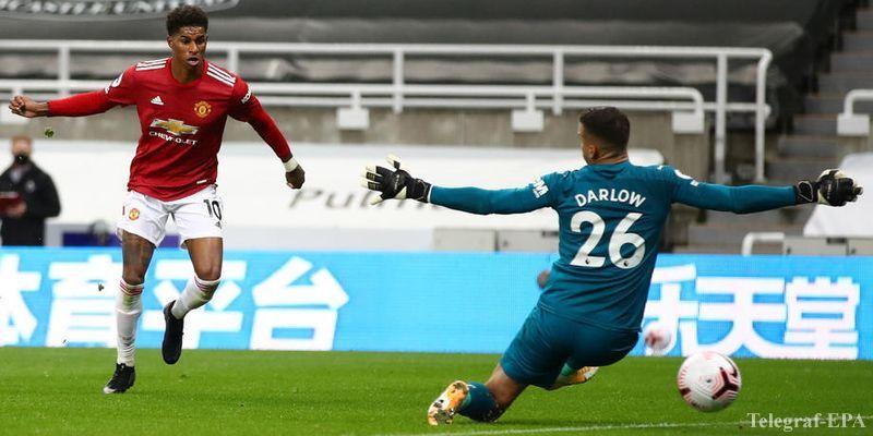 Общество: Ньюкасл - Манчестер Юнайтед 1:4 видео голов и обзор матча АПЛ 17.10.2020 - ТЕЛЕГРАФ