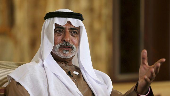 Общество: Британка пожаловалась на домогательства министра толерантности ОАЭ