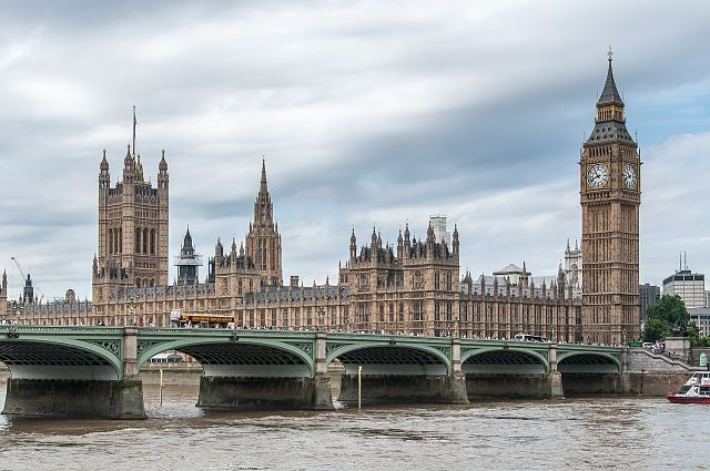 Общество: Moody's понизило рейтинг Великобритании до «Аа3»