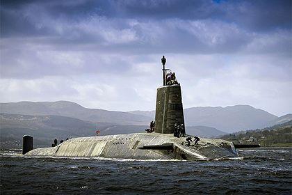Общество: Пьяный подводник из Британии попытался командовать выгрузкой ядерных ракет в США