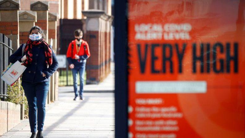 Общество: В Британии за сутки выявили 18 804 случая коронавируса
