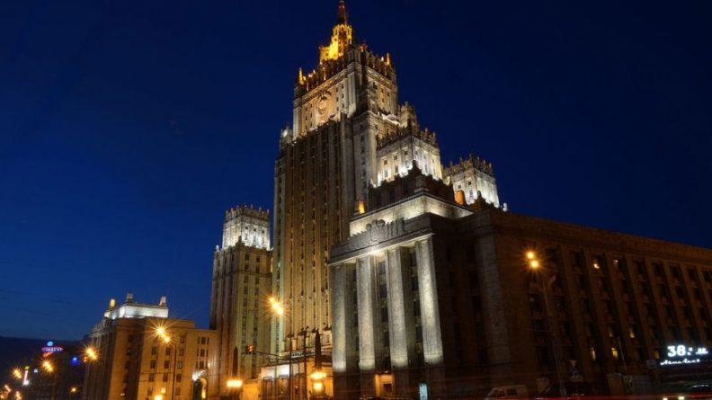 Общество: МИД РФ опроверг обвинения Британии и США в хакерских атаках