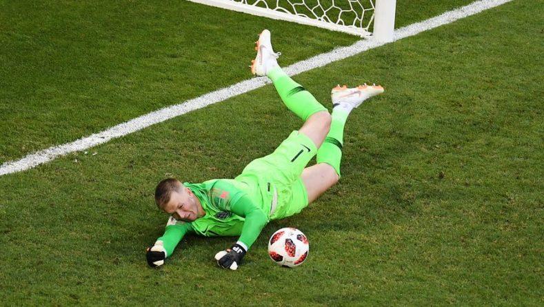 Общество: Полиция начала расследование после угроз вратарю сборной Англии