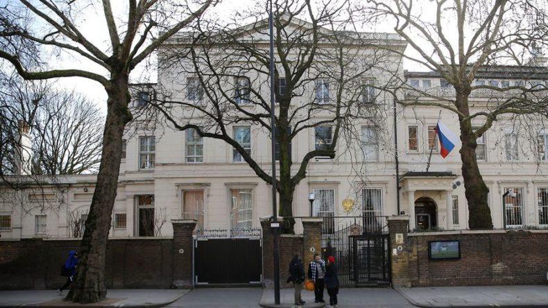 Общество: Посольство РФ в Лондоне отреагировало на обвинения в кибератаках