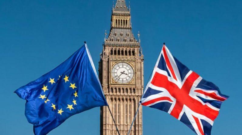 Общество: ЕС и Великобритания согласились возобновить переговоры по торговле