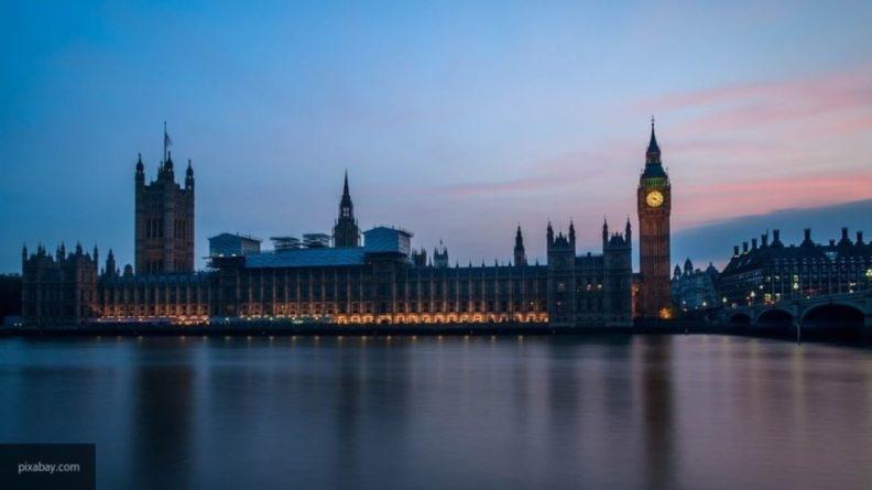 """Общество: Лондон применял скрытые санкции против РФ из-за """"дела Скрипалей"""""""