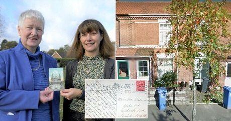 Общество: В Британии открытка пришла через 100 лет после отправления