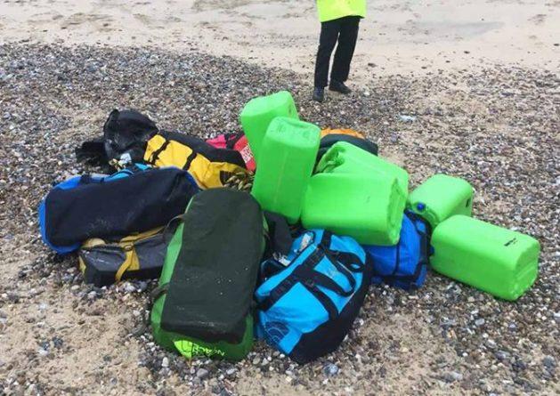 Общество: К берегам Англии прибило 360 кг кокаина стоимостью $63 млн