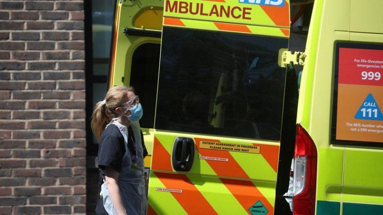 Общество: В Британии за сутки выявили 22 885 случаев коронавируса