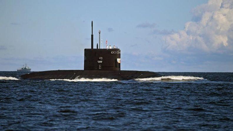 Общество: В Британии сочли «ужасающими» действия российских подлодок в Атлантике