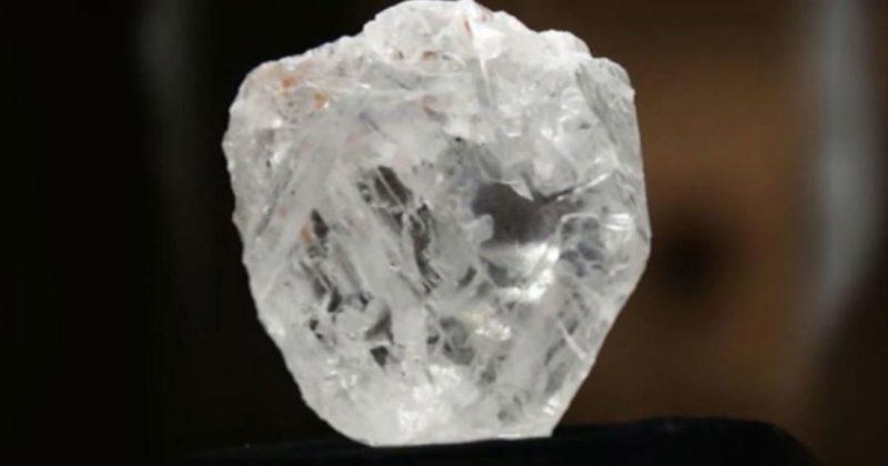 """Общество: В Великобритании собрались производить экологичные алмазы """"из воздуха"""""""