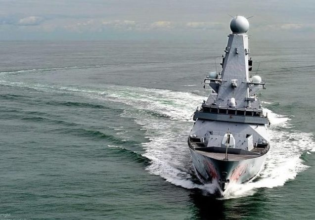 Общество: В Великобритании рассказали, как эсминец ВМС страны проигнорировал российских военных