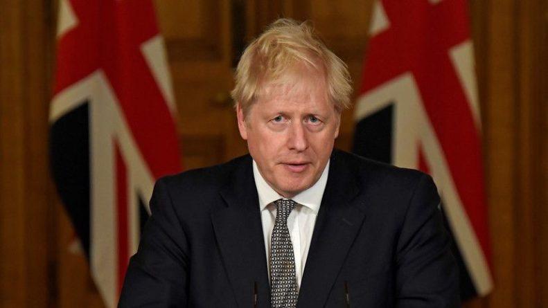 Общество: Джонсон выразил соболезнования в связи с терактом в Вене