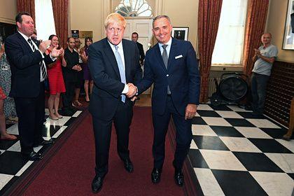 Общество: В Великобритании сообщили о непубличных мерах против России