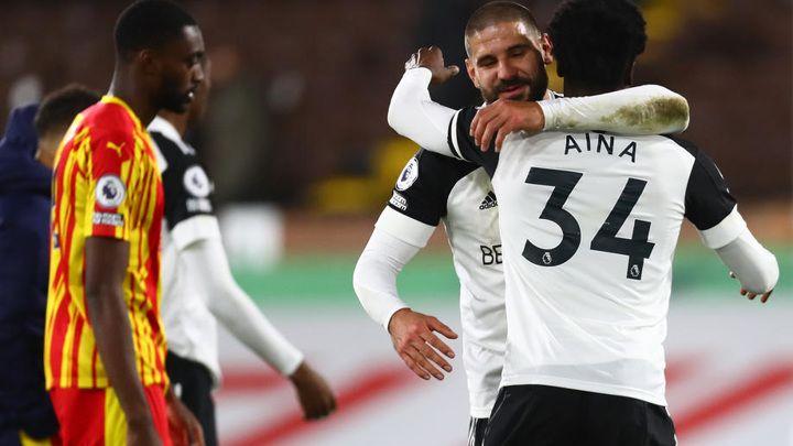 """Общество: """"Фулхэм"""" добился первой победы в новом сезоне чемпионата Англии"""