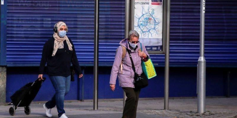 Общество: Пандемия COVID-19 достигла критической точки в Британии — исследование