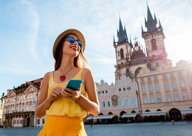Общество: Прага опередила Нью-Йорк и Лондон по качеству жизни