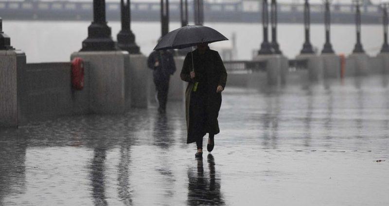 Общество: На Англию надвигается шторм «Барбара»