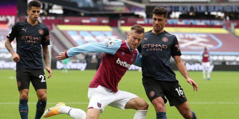 Общество: Английская Премьер-лига. Вест Хэм с Ярмоленко отобрал очки у Манчестер Сити с Зинченко, Ливерпуль выиграл — видео