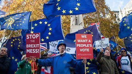 Общество: «Времени очень мало»: Великобритания и ЕС стремятся ускорить переговоры