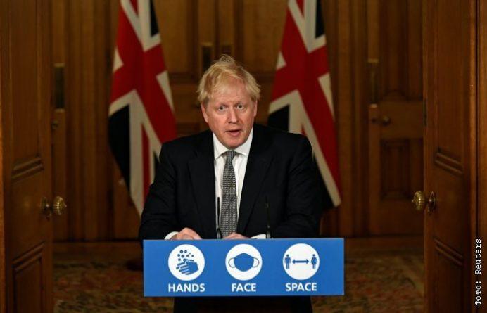 Общество: Джонсон объявил повторный локдаун в Англии до декабря