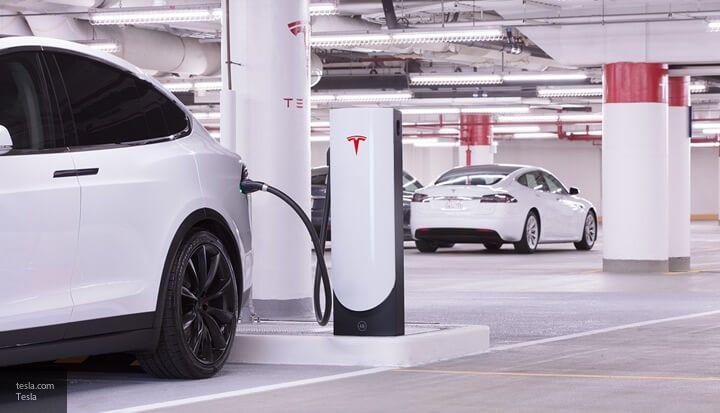 Общество: В Британии построят крупную заправочную станцию для электромобилей