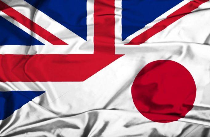 Общество: Британия и Япония подписали новый торговый договор