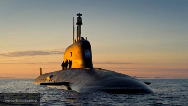 Общество: Британцы обеспокоены количеством российских подлодок в Северной Атлантике