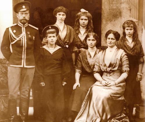 Общество: В Британии опубликовали письмо родственника Николая II о расстреле царской семьи