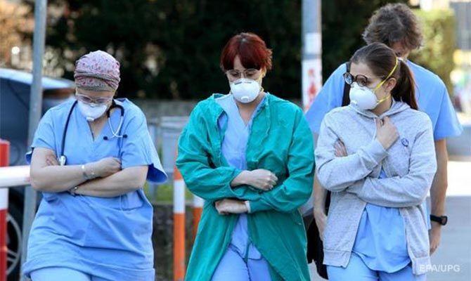 Общество: В Италии и Великобритании по 25 тысяч случаев COVID-19 за сутки