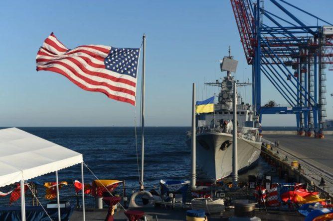 Общество: Украинский флот «будет спасен» США и Великобританией