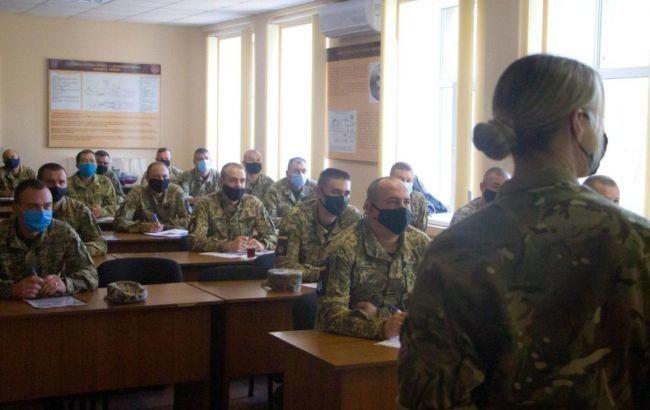 Общество: В Николаеве состоялись совместные военные учения Украины и Британии