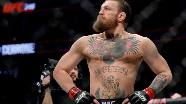 Общество: В Британии подсчитали, сколько Макгрегор заработал за время выступлений в UFC