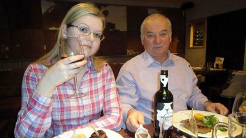 Общество: МИД РФ вновь запросит у Лондона данные по делу Скрипалей