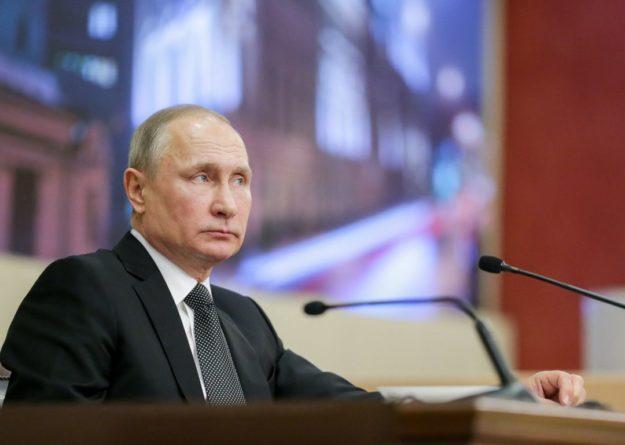 Общество: В Британии надеются на скорый уход Путина – в Кремле сказали: «Не дождетесь»