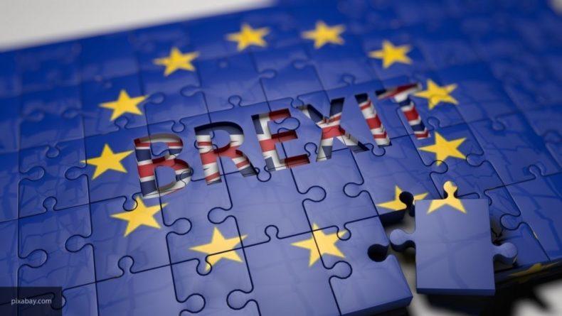 Общество: Глава ЕК заявила о разногласиях с Великобританией по Brexit