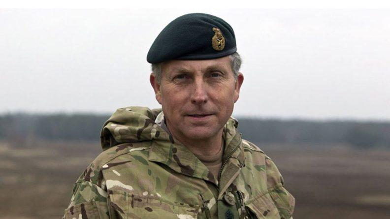 Общество: Начальник Штаба обороны Великобритании назвал реальной угрозу новой мировой войны