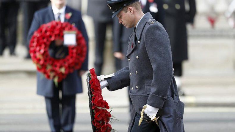 Общество: В Великобритании отметили День памяти павших
