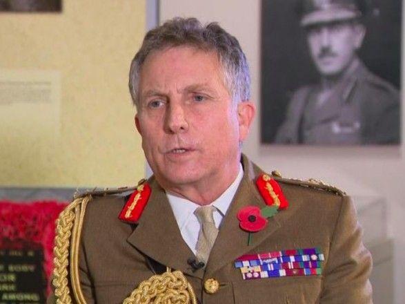 Общество: Глава вооруженных сил Великобритании предупредил о риске новой мировой войны