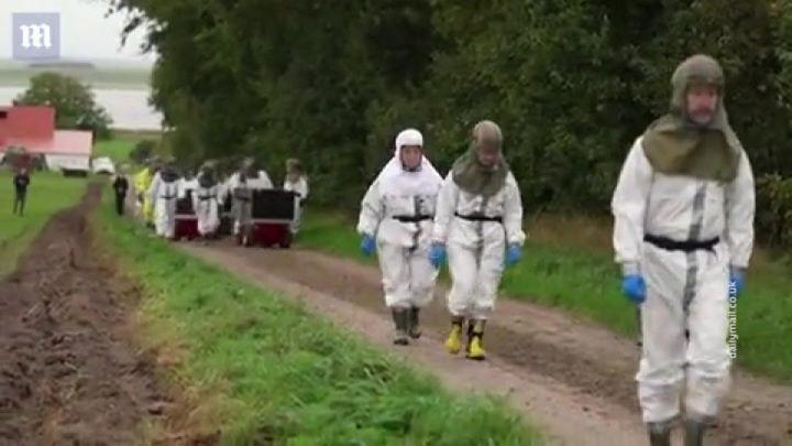 Общество: Граница между Великобританией и Данией закрыта из-за коронавируса