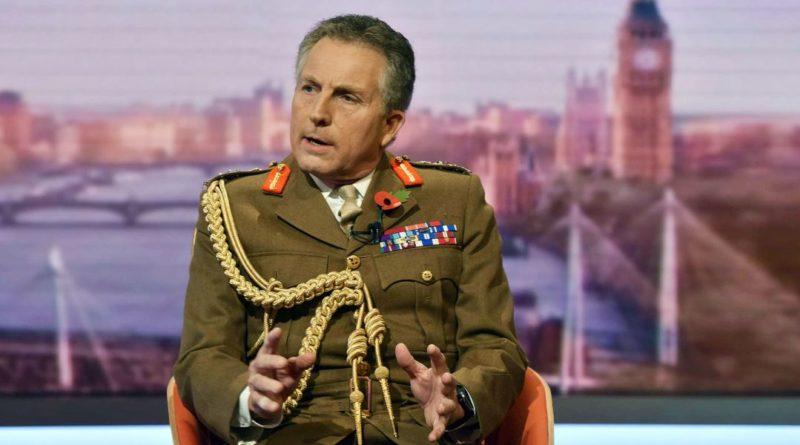 Общество: Министр обороны Британии заявил об угрозе мировой войны из-за коронакризиса