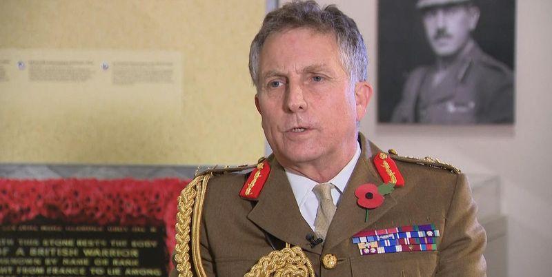 Общество: Коронавирус - реальная угроза для мира, может вспыхнуть Третья мировая война - глава армии Британии - ТЕЛЕГРАФ