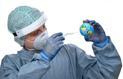 Общество: В Великобритании назвали эффективной германо-американскую вакцину